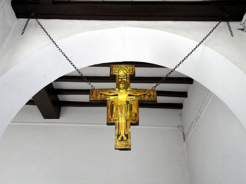 pandgang - San Damianokruis