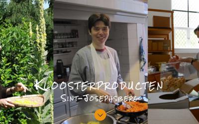 Kloosterproducten Sint-Josephsberg